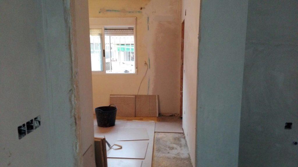Reforma de vivienda en los alc zares crea interiores - Reforma de interiores ...