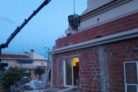 Housing reform in Los Narejos