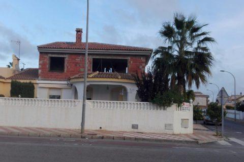 Housing reform in Los Alcázares