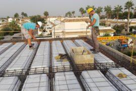 Ampliación de vivienda en Los Alcázares