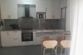 Reforma de entrada y cocina en vivienda de Los Alcázares