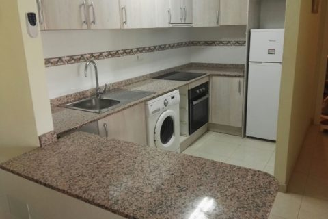 Reforma de cocina y baño en vivienda de Los Alcázares